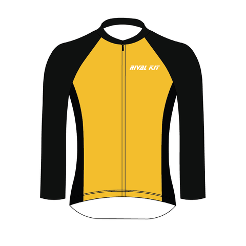 Meles BC Cycling long sleeve jersey