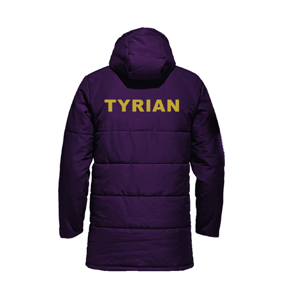 Tyrian Stadium Jacket
