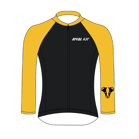 Meles BC Cycling thermal jersey