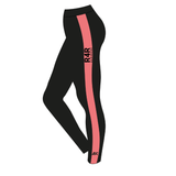 Run 4 Rene Stripe Leggings