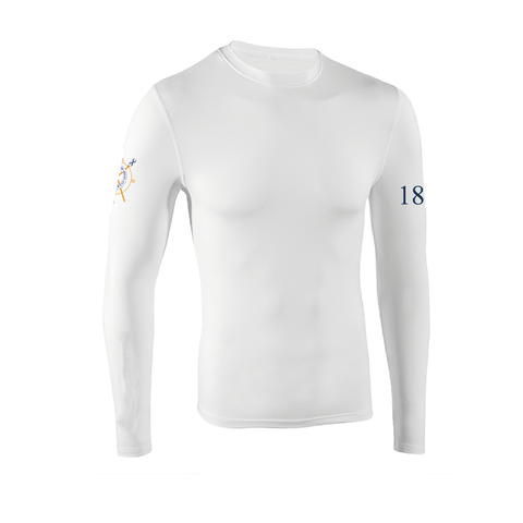 St Andrew BC Racing Long Sleeve Baselayer
