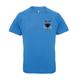 SPRC Blue Gym T-shirt