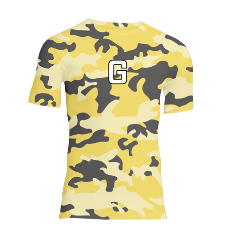 Glasgow University BC Camo Baselayer