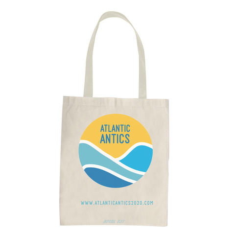Atlantic Antic Tote Bag
