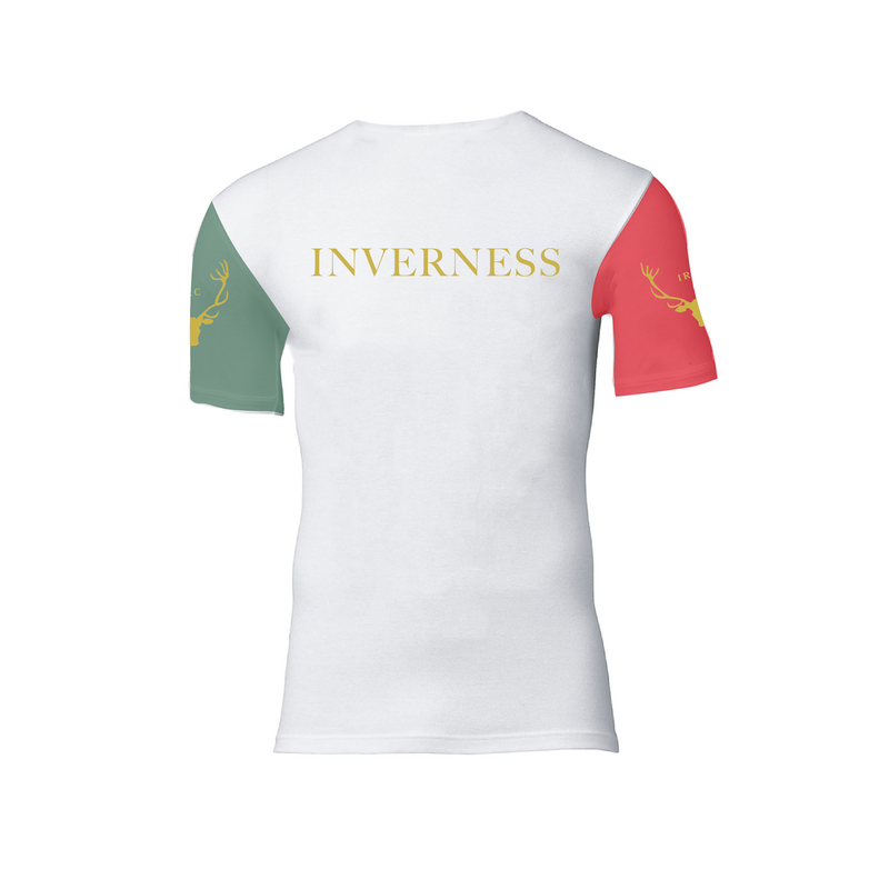 Inverness Coloured Short Sleeve Baselayer