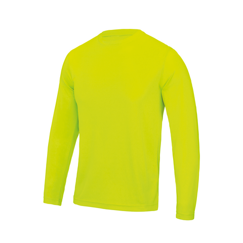 Neon G.W.C Long Sleeve Gym T-shirt