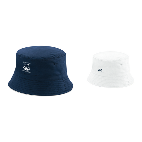 Scotland Rowing Team Reversible Bucket Hat