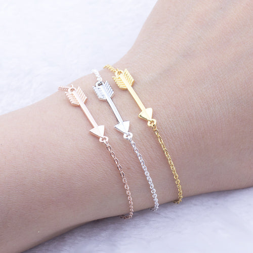 Leo Womens Arrow Bracelet