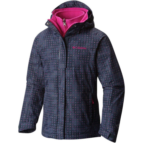 Columbia Bugaboo Interchange Parka Jacket - Girls'