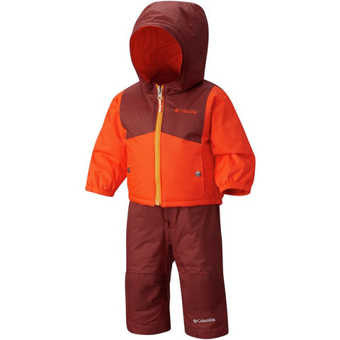 Columbia Double Flake Reversible Set (Jacket and Pants)- Kids'