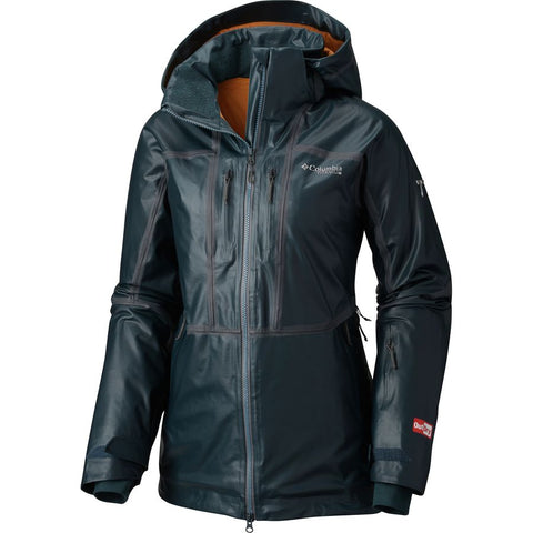 Columbia Titanium OutDry Ex Hooded Mogul Jacket  - Women's