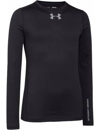 Under Armour ColdGear Crew Baselayer - Kids'