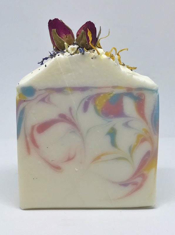 Fresh Flowers Soap - on clearance! - Amazing Soap Company