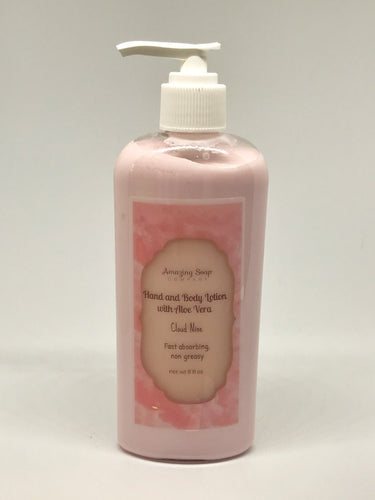 Cloud Nine Lotion - Amazing Soap Company