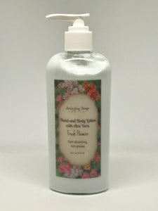 Fresh Flowers Lotion