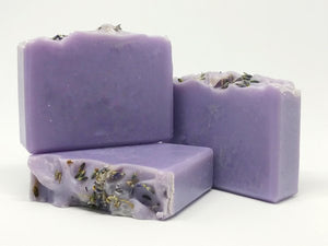Fresh Lavender Soap