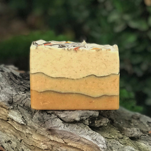 Orange Spice Exfoliating Soap - Amazing Soap Company
