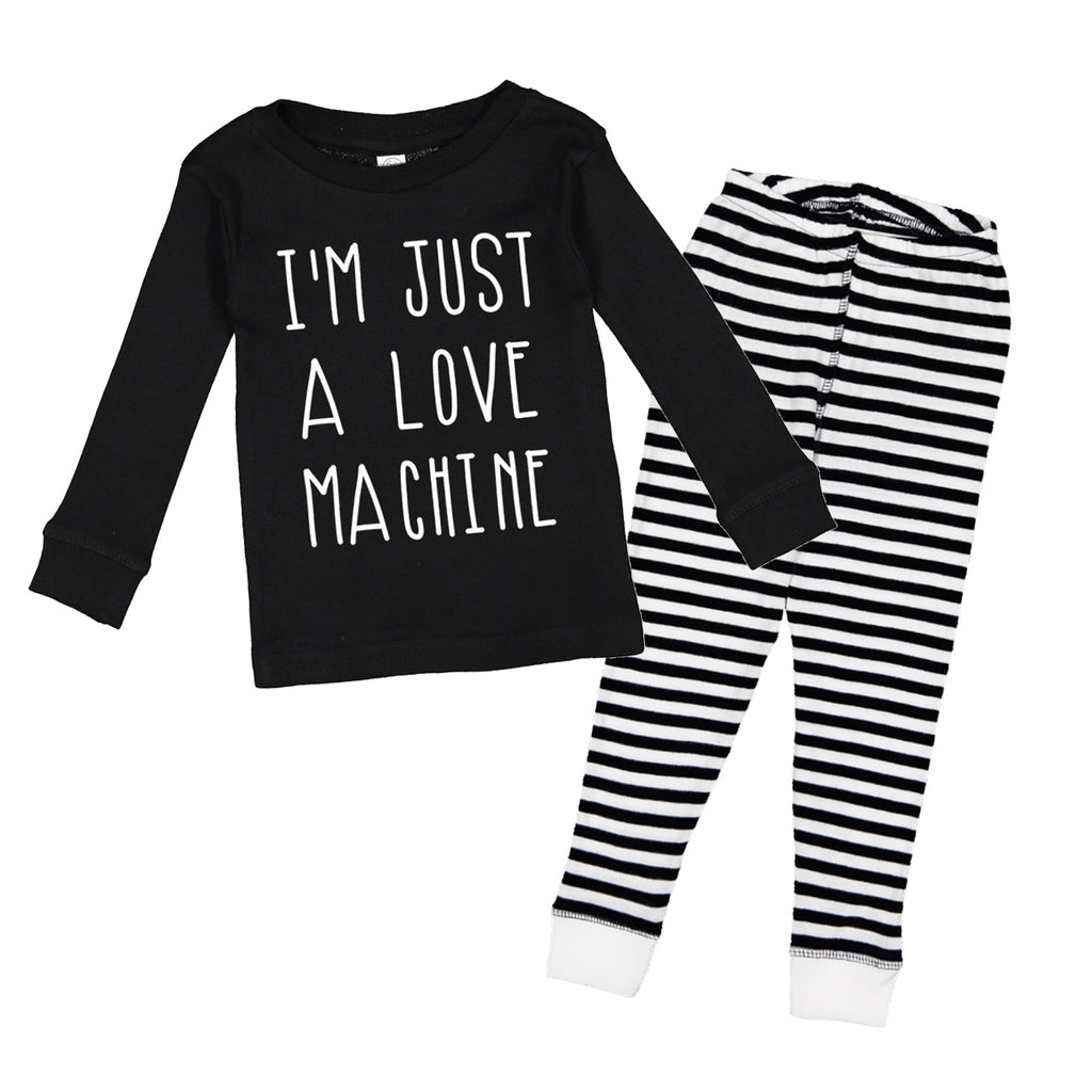 Love Machine - Infant/Toddler Pajama Set