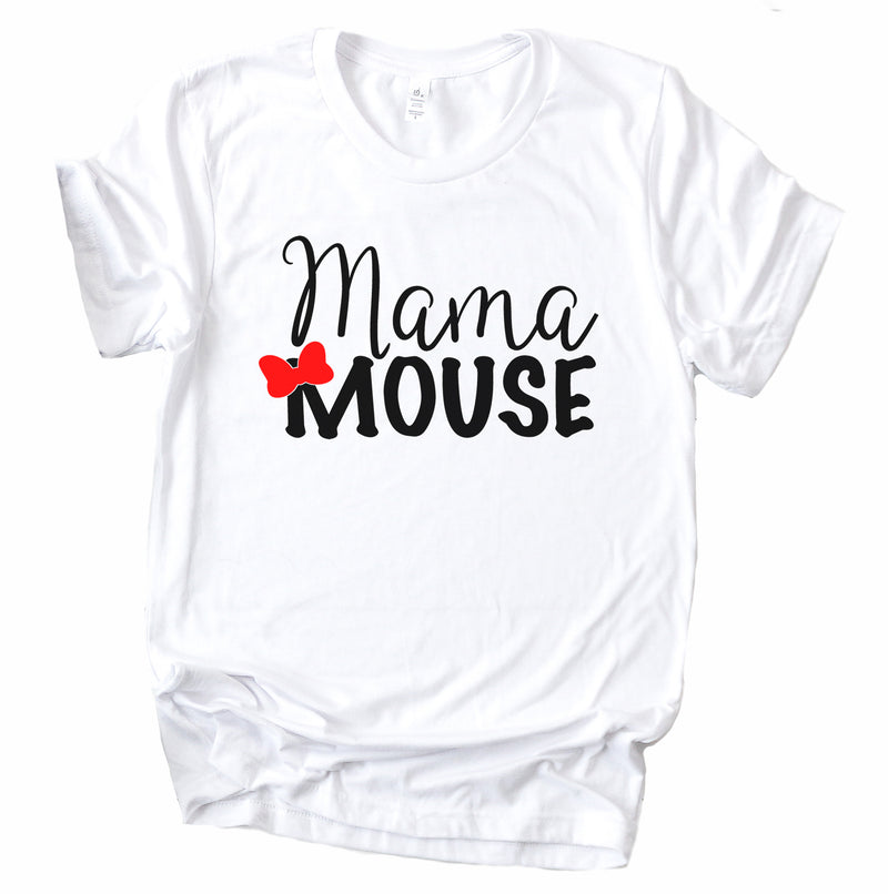 Mama Mouse - Adult Tee