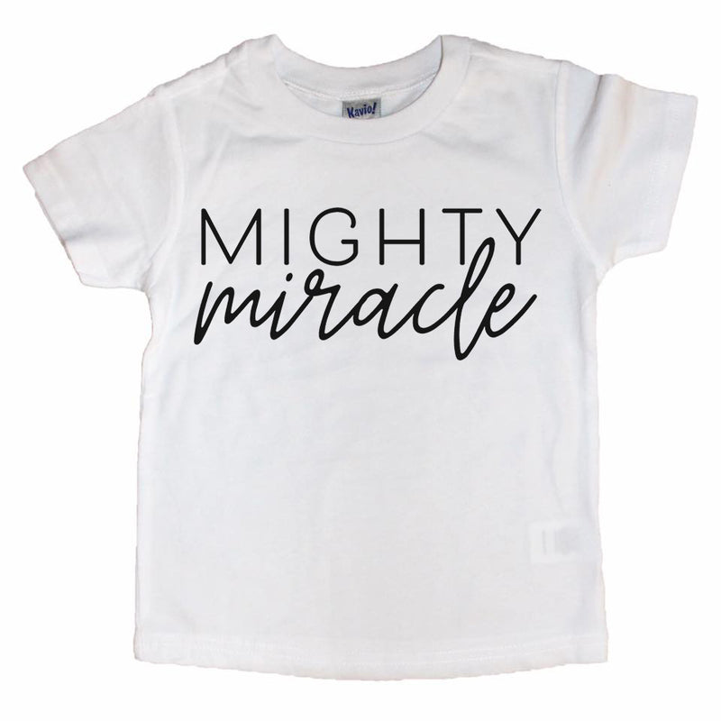 Mighty Miracle - Kids Tee