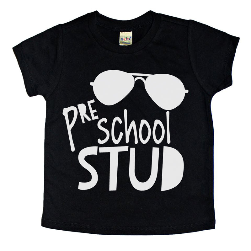 Preschool Stud - Kids Tee