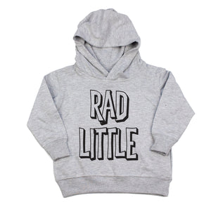 Rad Little - Kids Fleece Hoodie