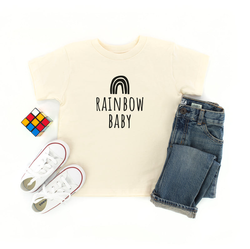 Rainbow Baby - Toddler Tee
