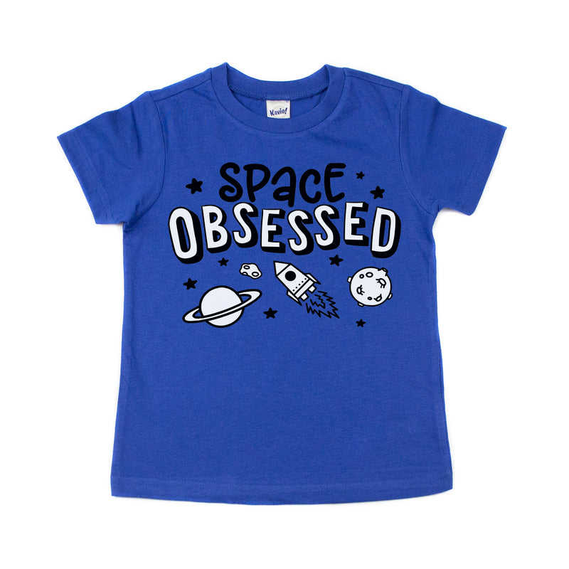 Space Obsessed - Kids Tee