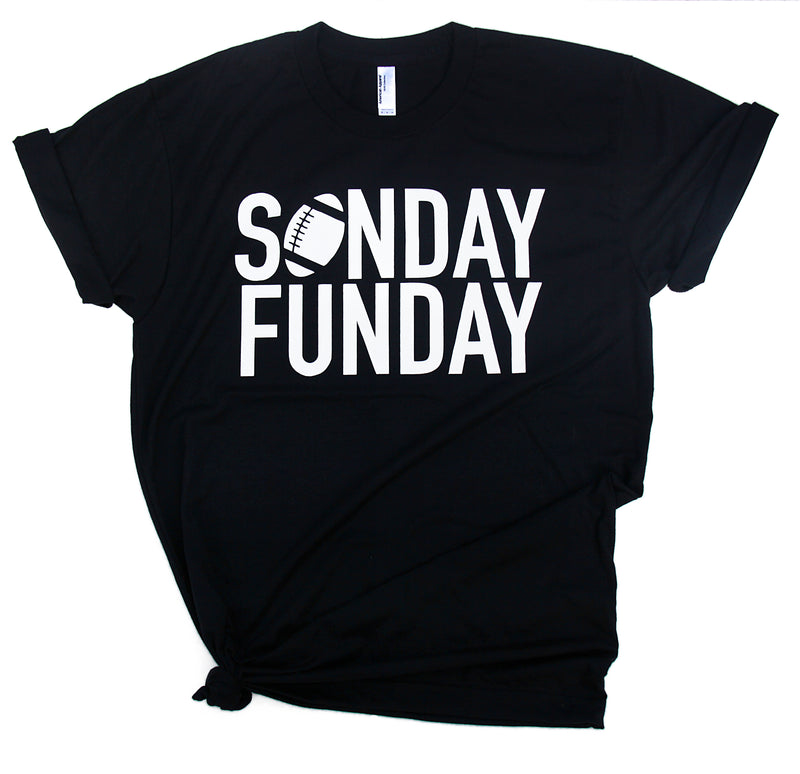 Sunday Funday - Adult Tee