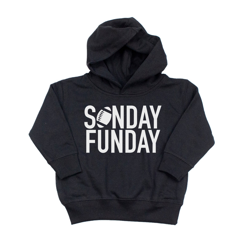 Sunday Funday - Kids Fleece Hoodie