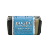 "SAVON ARTISANAL ""BOGUE MILK SOAP"" n°21 - CHARCOAL AND MILK"