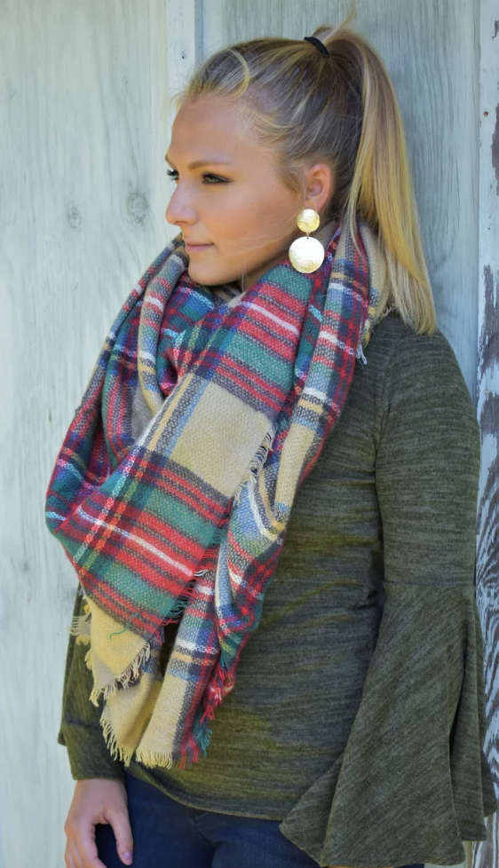 Blair Blanket Scarf