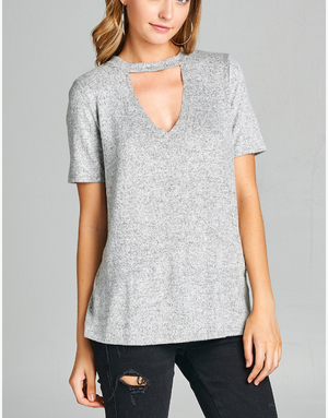 Luca Cut Out Top