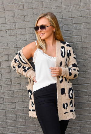 The Leah Cardigan