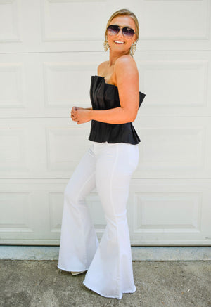 The Rowan Top-Black