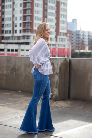 Front Page Worthy Bell Bottoms