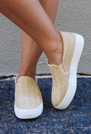 Take A Hike Platform Sneaker