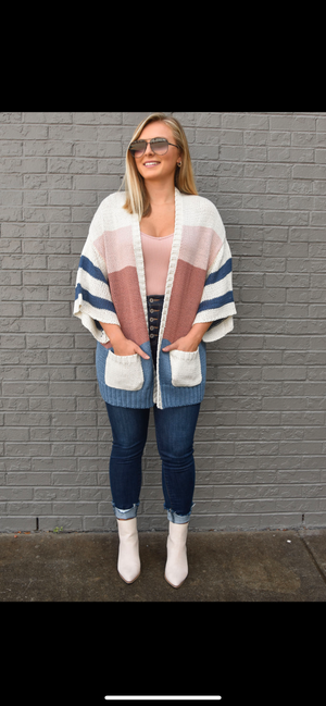 The Savannah Cardigan