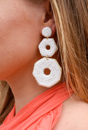 The James Statement Earrings