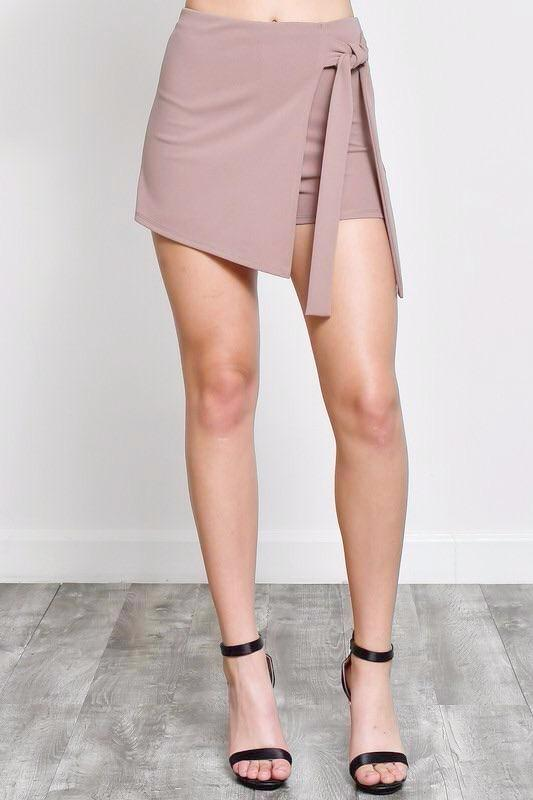 Sawyer Wrap Skort