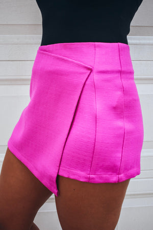 The Glenwood Ave Skort
