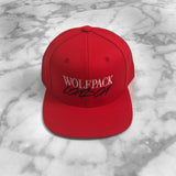 wolfpack london signature snapback