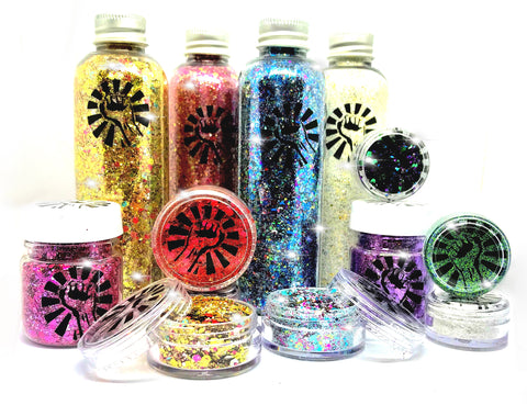 BLENDS & MULTI-GLITTERS