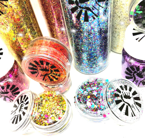 Blends & Multigrain Glitters