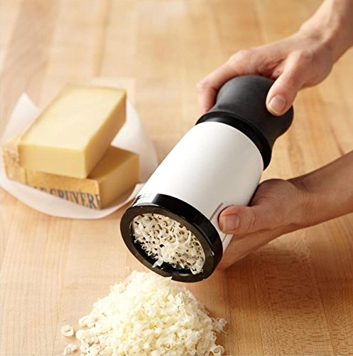 Cheese Grater With 2 Blades