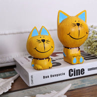 2PCS/SET American Style Cute Cat