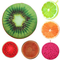 3D Fruit Cotton pillows (11 Types)
