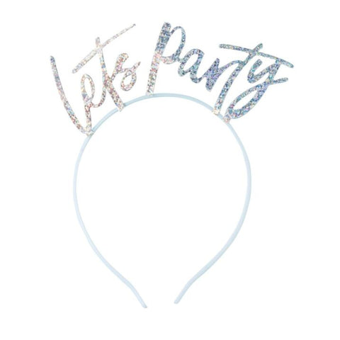 Lets Party Headbands - Pack of 5