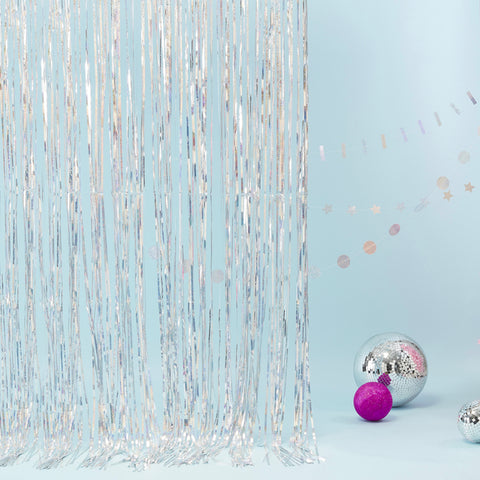Holographic Fringe Curtain