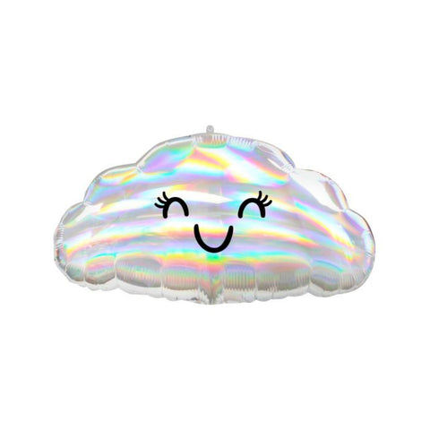 Iridescent Cloud Balloon